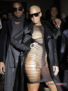 Is Amber Rose a Fashionista?