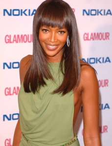 Naomi Campbell takes 'Haiti' Showcase to NYC