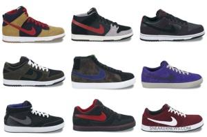 Jordan x Nike - Head to Head Spring Release's