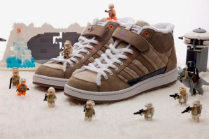 CLOT x Star Wars x Adidas Originals = Hoth