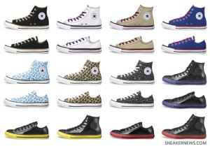 Converse – Japan Summer Release's
