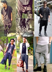 Harem Pants: Are these a step too far?!