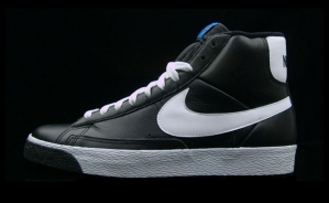 Nike Blazer Black/White/Photo Blue