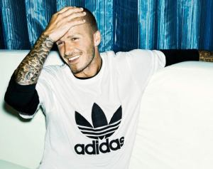 Footwear | David Beckham X Adidas Originals Gazelle Vntg Mid