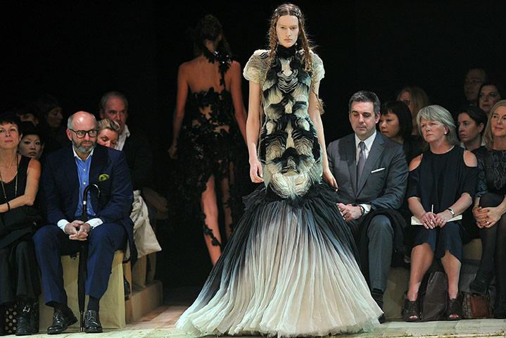 PFW | Alexander McQueen New Beginnings | VA Garments