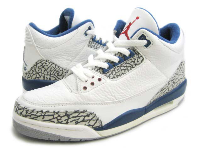 a2e5fbbf9e8 Get ready to add another colorway to your collection of Nike Air Jordan 3  Retros. Right in time for summer the Nike Air Jordan 3 Retro White/True  Blue will ...
