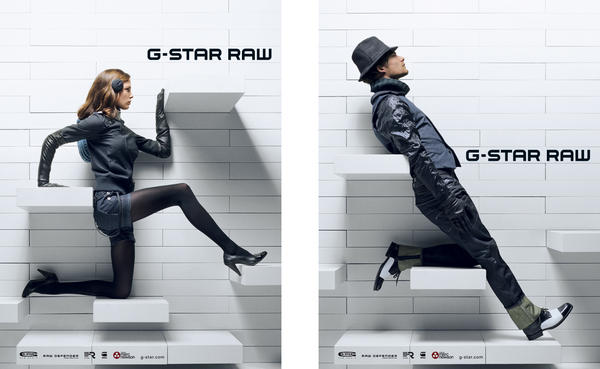 fashion g star raw open flagship store in hong kong va. Black Bedroom Furniture Sets. Home Design Ideas