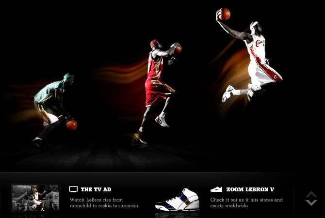 Sport | Nike + Basketball (How High Can You Jump) | VA ...