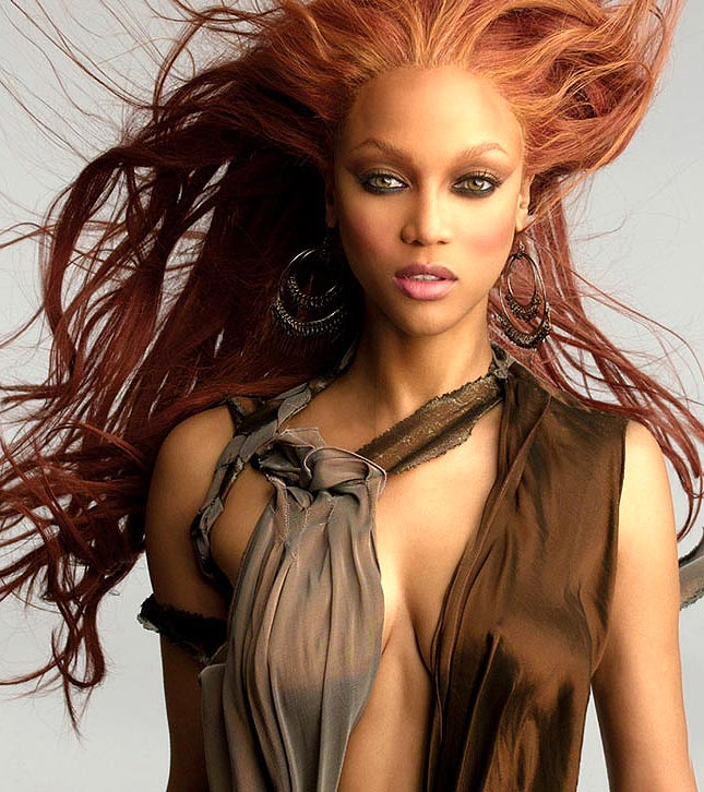 Tyra Banks Young: Tyra Banks Speaks Out To All Young Models