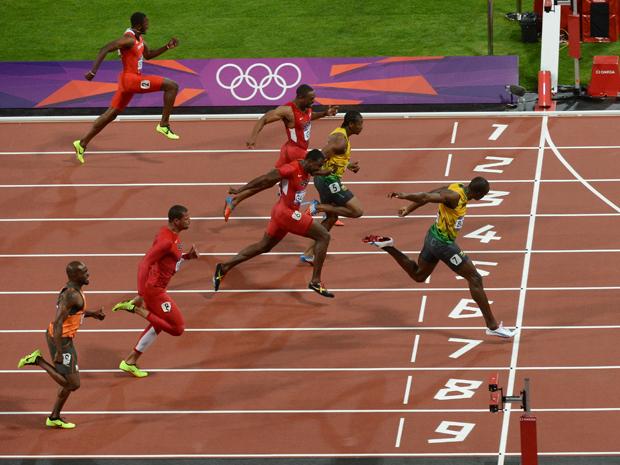 Usain Bolt wins Olympic 100m GOLD at London 2012 | VA Garments
