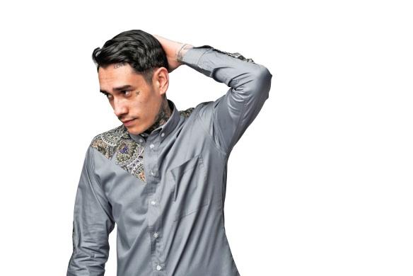 VA Innovation Grey Shirt