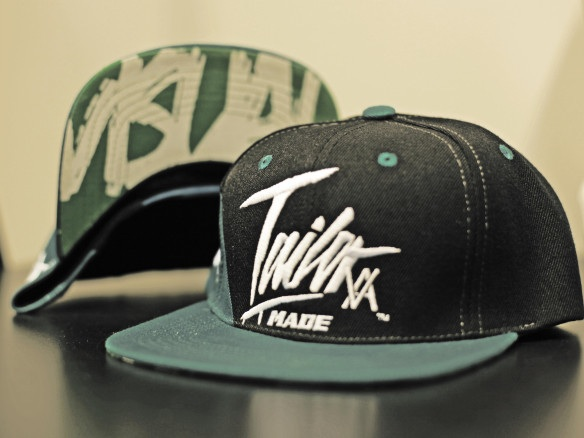 VA tailor made_snapback