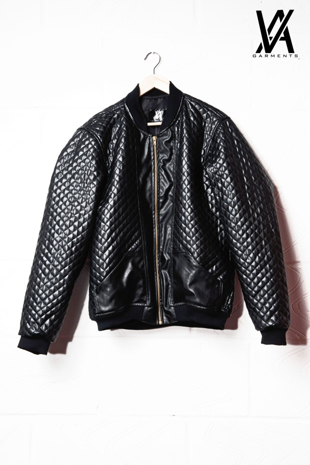 va bomber Quilted