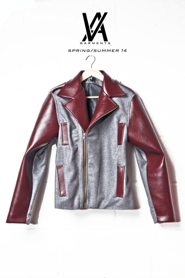 VA Eclectic Jacket cromo